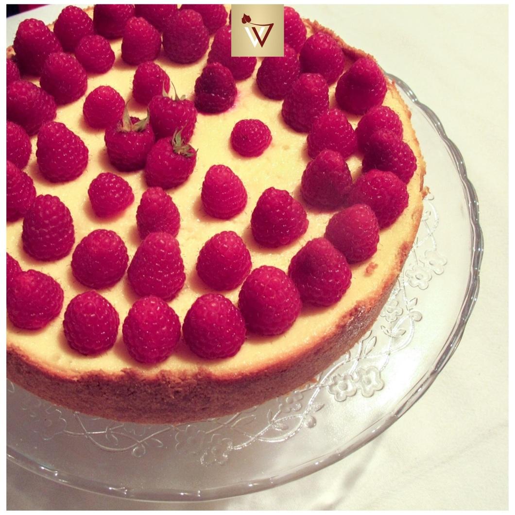 Cheesecake ai Lamponi1