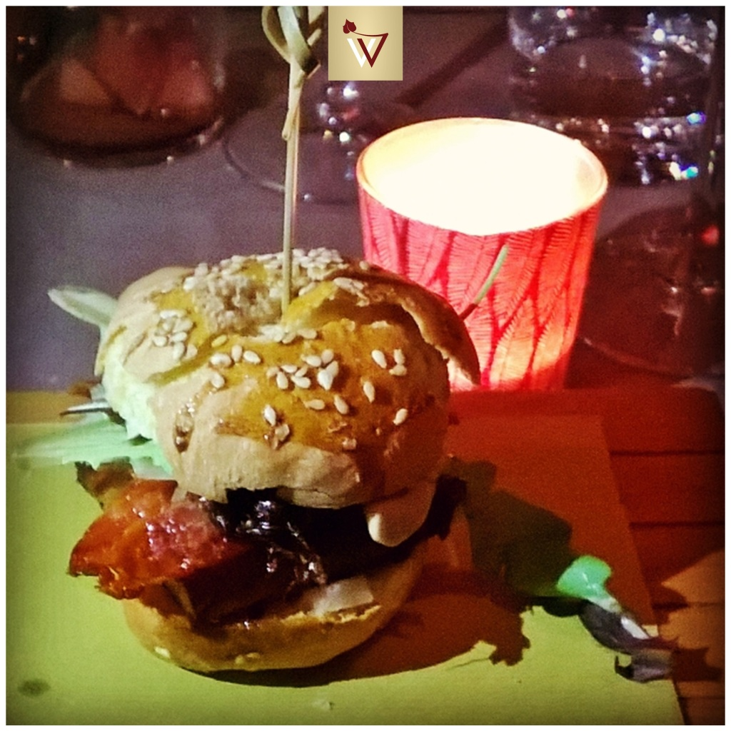 Albufera Mini hamburger