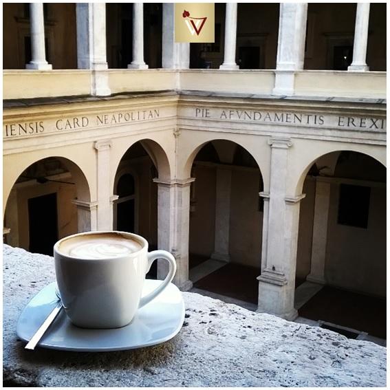 Caffetteria Chiostro del Bramante Roma